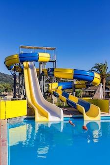 Aquapark manèges