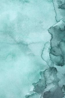 Aquarelle abstraite sur la composition de la texture du papier