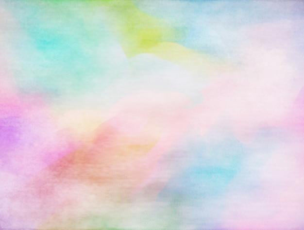 Aquarelle colorée. fond de texture grunge. fond doux