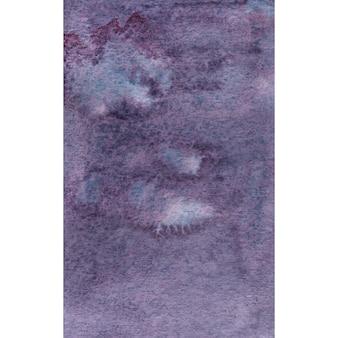Aquarelle fond texturé. merveille l'image peinte à la main.