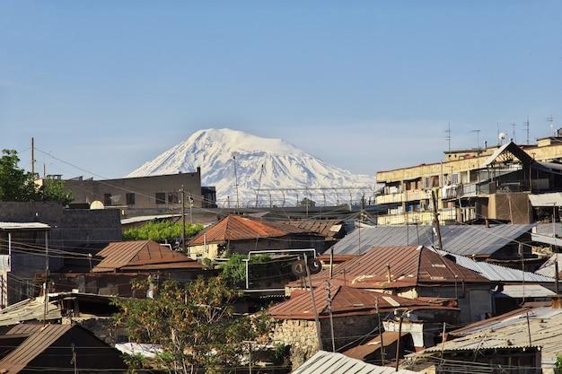 Ararat est une montagne sacrée, arménie