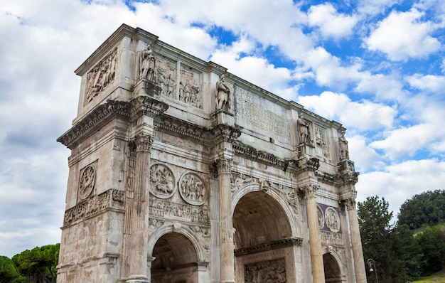 Arc de constantin à rome