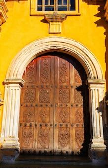 L'architecture coloniale au nicaragua, en amérique centrale