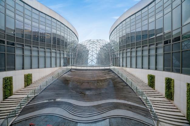 Architecture du centre d'art