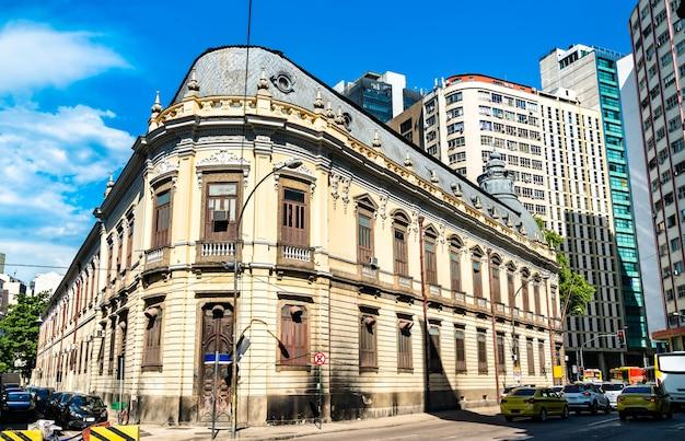 Architecture de rio de janeiro, brésil
