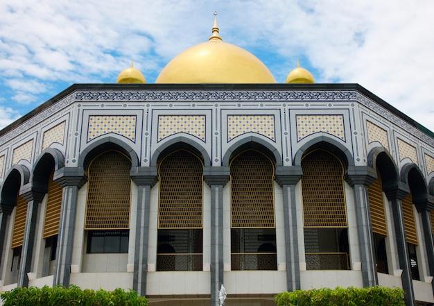 L'architecture sacrée du bâtiment