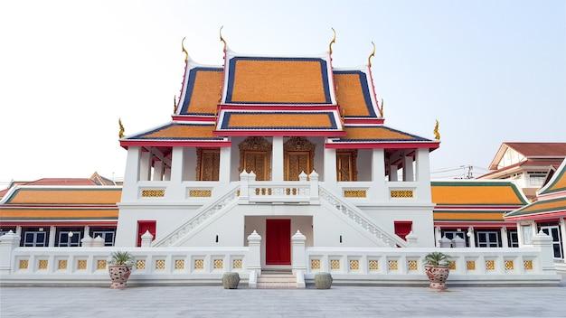 Architecture traditionnelle thaïlandaise