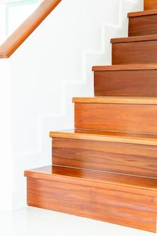 Architecture vide de conception d'escalier