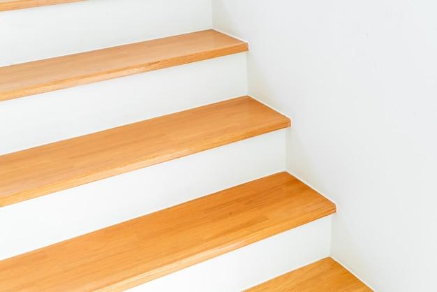 Architecture vide de marche d'escalier