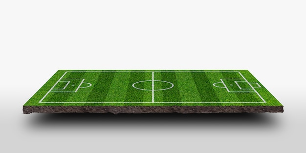 Arena soccer field, terrain de football