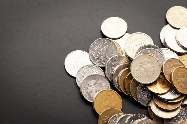 Argent, argent proche, argent russe - roubles