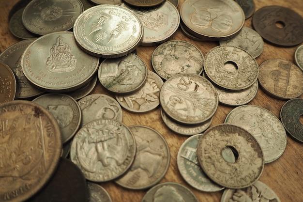 L'argent du monde entier