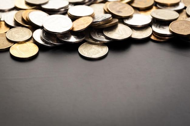 Argent. fermer l'argent. argent russe - roubles