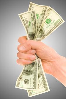L'argent en main