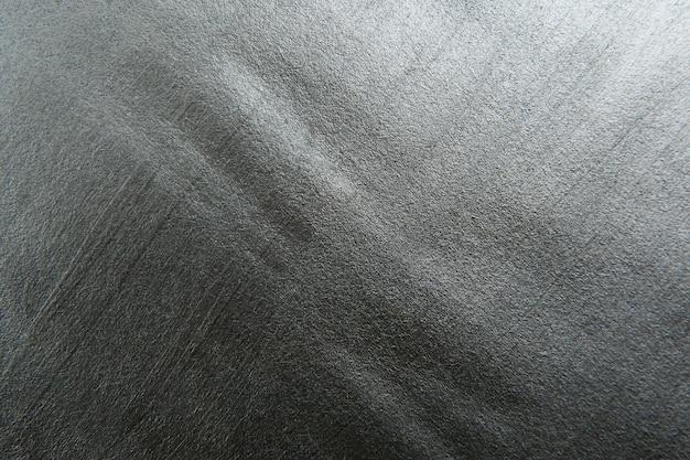 Argent métallique peint texture fond fond décoratif.