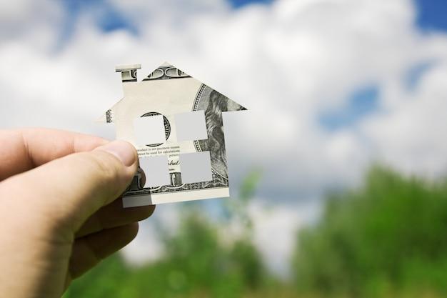 De l'argent pour une nouvelle maison