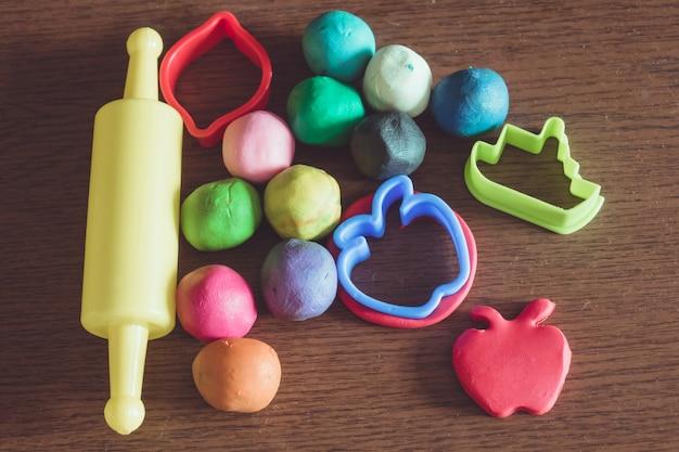 Argile, idées de jouets