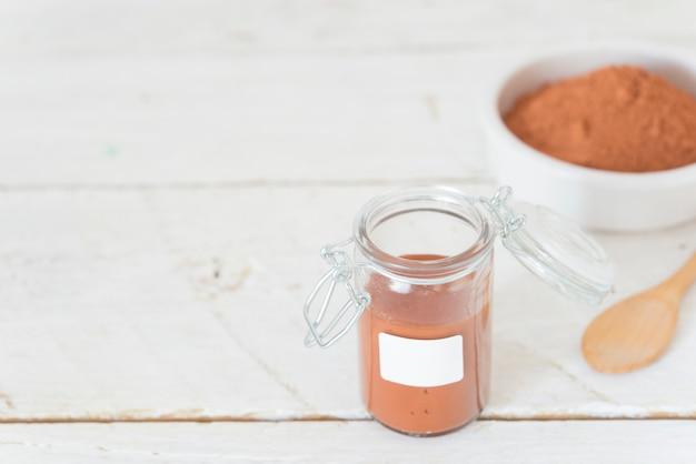 Argile rouge cosmétique écologique