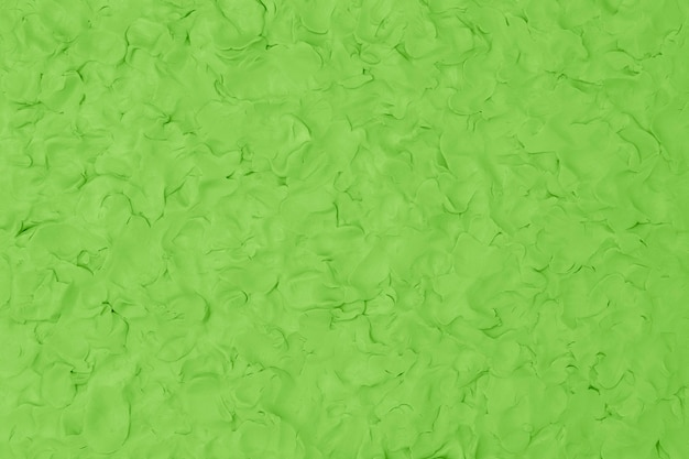 Argile verte fond texturé art créatif fait main coloré style abstrait