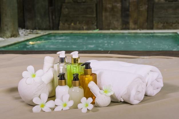 Aromathérapie et soins de beauté traditionnels orientaux