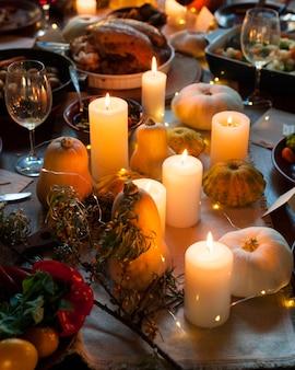 Arrangement de bougies à angle élevé