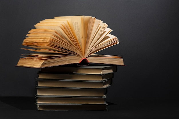 Arrangement créatif pour la journée mondiale du livre