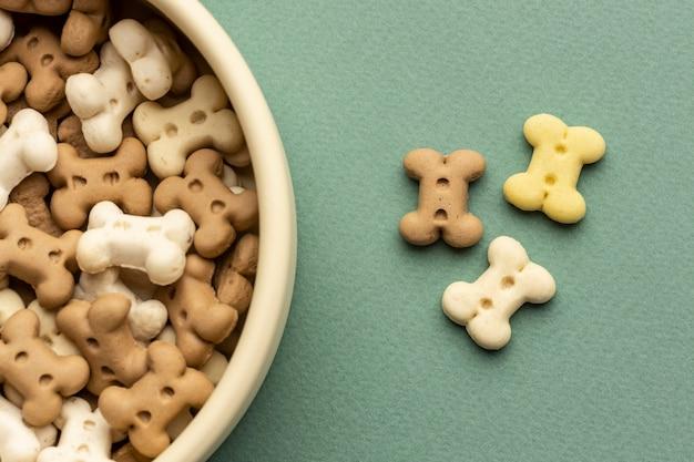 Arrangement de nourriture pour animaux domestiques