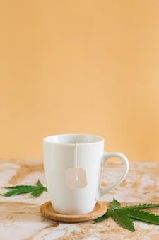 Arrangement de thé cbd bio