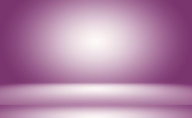 Arrière-plan abstrait de salle de studio rose clair lisse et vide utilisé comme montage pour le produit displaybannertemp...