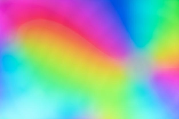Arrière-plan coloré flou vif