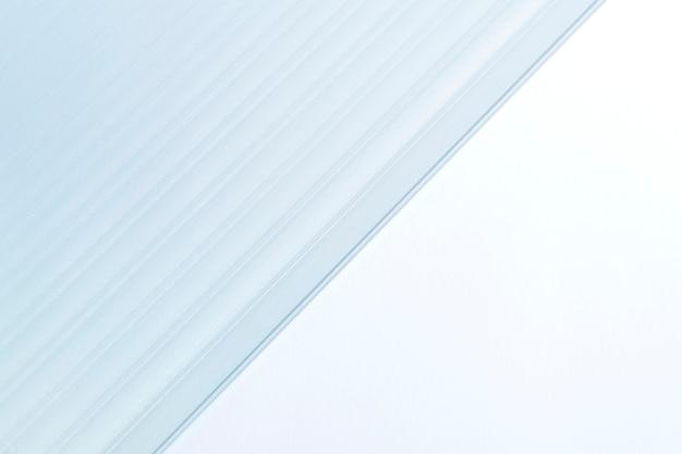 Arrière-plan esthétique avec texture de verre à motifs