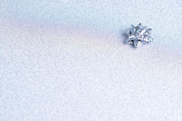 Arrière-plan flou artistique tendance créative avec gros plan sur fond holographique.
