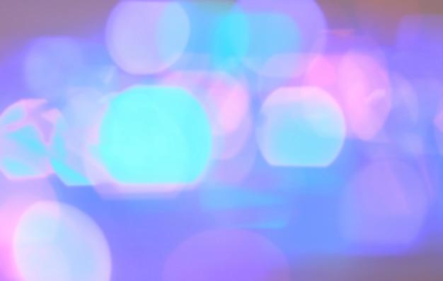 Arrière-plan flou de couleur festive. photo avec un espace pour le texte
