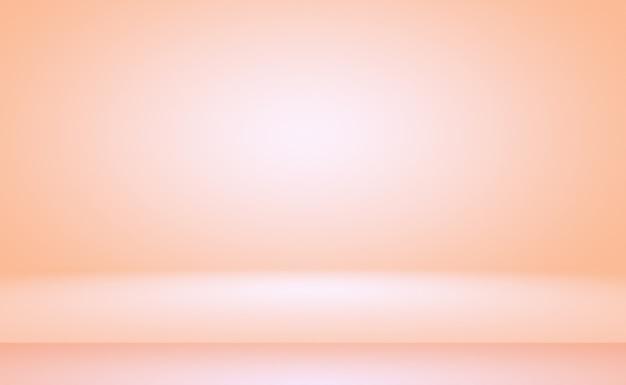 Un arrière-plan flou dégradé vintage doux avec une couleur pastel bien utilisé comme produit de pièce de studio présent...