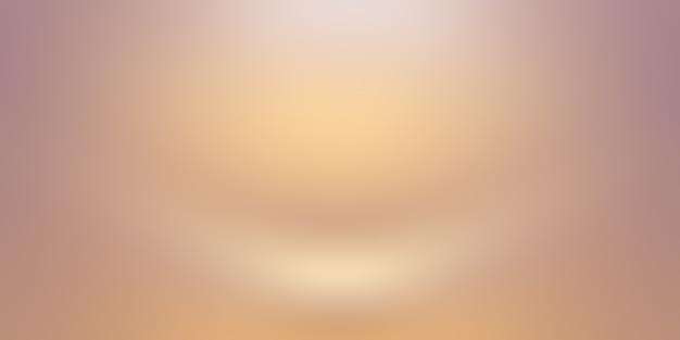 Un Arrière-plan Flou Dégradé Vintage Doux Avec Une Couleur Pastel Bien Utilisée Comme Salle De Studio, Présentation De Produit Et Bannière. Photo gratuit