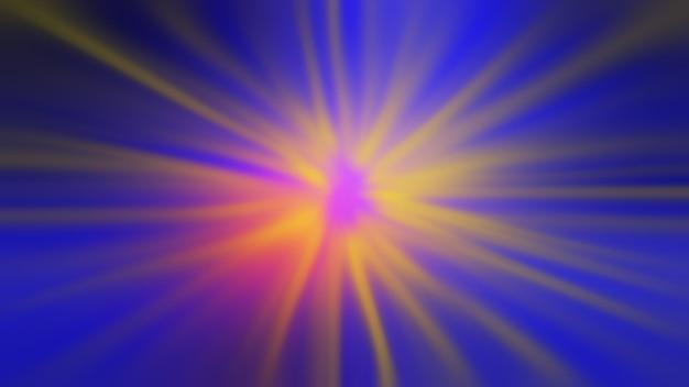 Arrière-plan flou de texture abstraite colorée