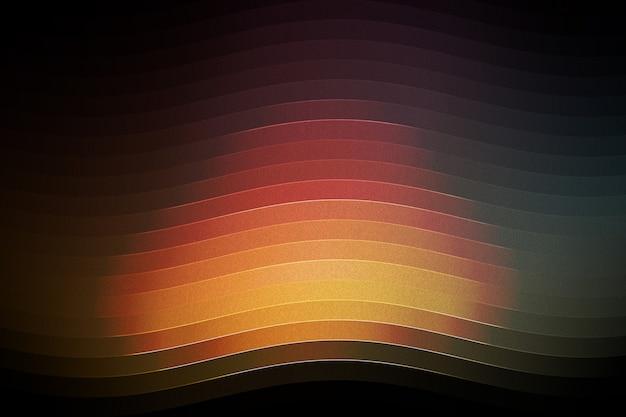 Arrière-plan de lignes abstraites