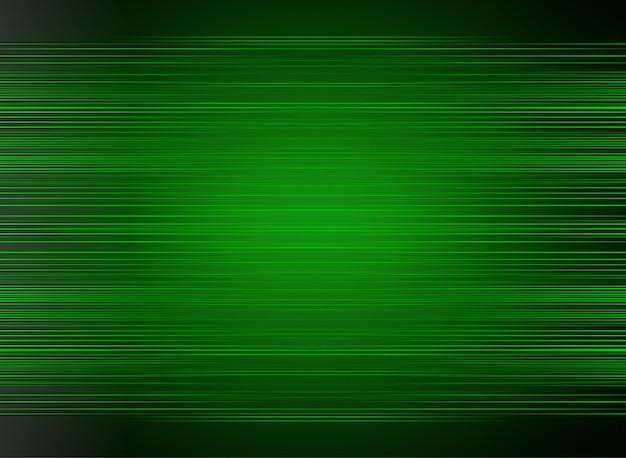 Arrière-plan t abstraite vert foncé, vitesse de déplacement rapide