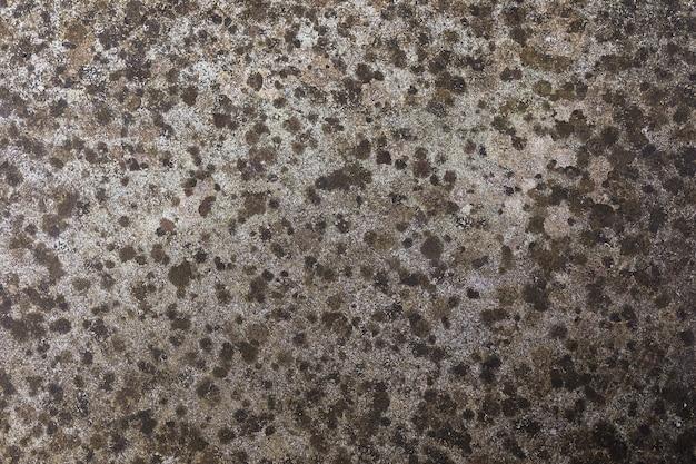 Arrière-plan d'une texture en béton avec moule