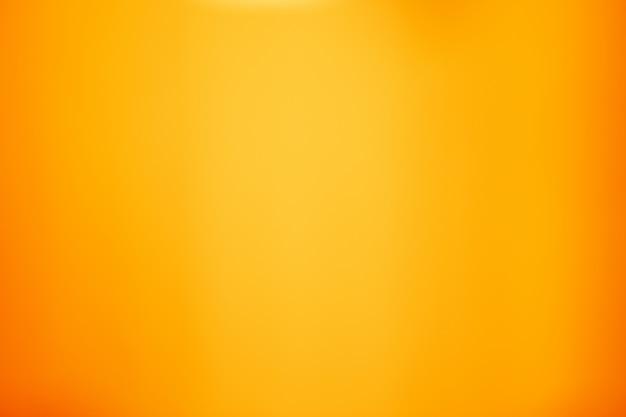 Arrière-plans flous colorés / fond orange, abstrait, couleur vive