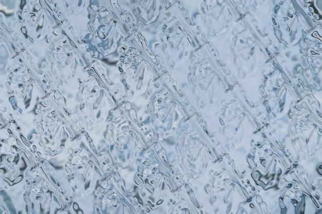 Arrière-plans de glace créer à partir de photoshop.soft focus