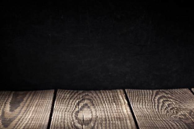 Arrière-plans texturés en bois dans un intérieur de pièce