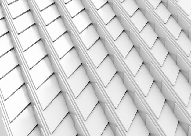 Arrière-plans de textures géométriques élégantes 3d