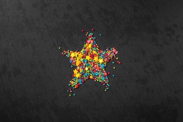 Arrose en forme d'étoile