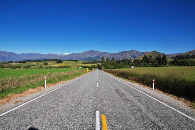 Arrowtown village est ancienne ville, nouvelle-zélande
