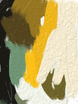 Art abstrait arrière plan art moderne art contemporain