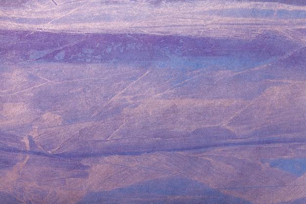Art abstrait fond violet foncé avec une couleur violette
