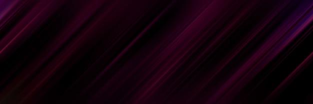 Art abstrait lignes dégradé noir et violet diagonale pour une texture dynamique
