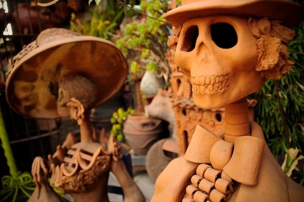 Art de l'argile traditions mexicaines