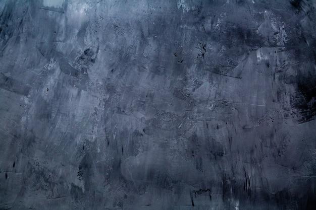 Art béton ou texture de pierre pour le fond en couleurs noir, gris et blanc